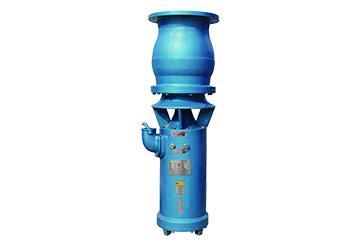 混流式潜水泵2